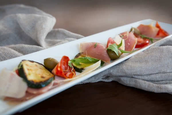 Angelo by Vienna House, Sunlight - Antipasti