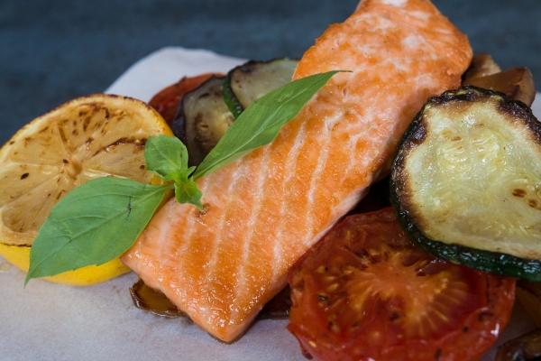 Angelo by Vienna House, Sunlight - Salmon Fillet
