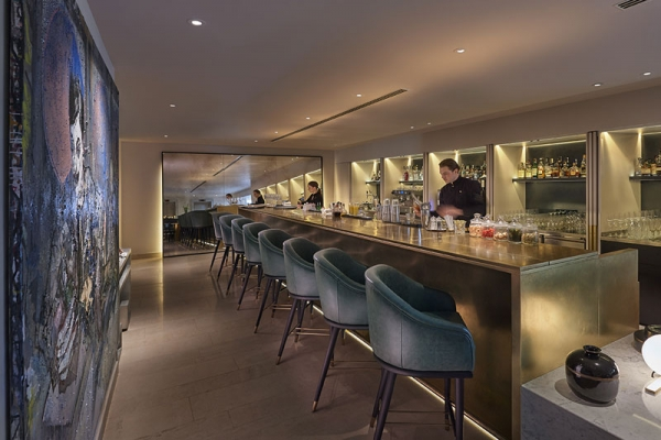 Spices Restaurant and Bar, Mandarin Oriental