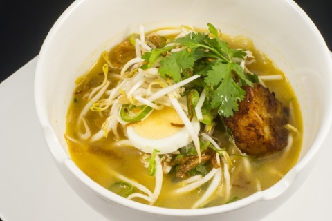 Asian Temple - Soto Ayam
