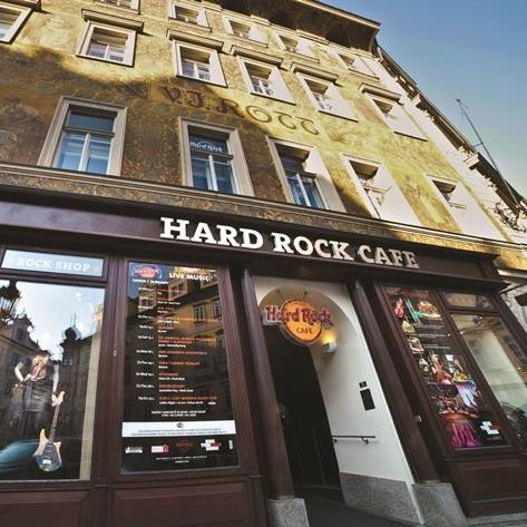 Hard Rock Cafe - Restaurant