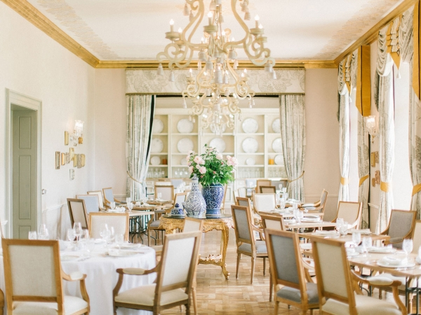 Chateau Mcely, Piano Nobile - Restaurace Piano Nobile