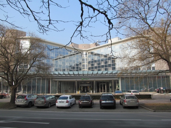 Holiday Inn Brno, Prominent