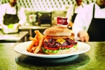 Hard Rock Cafe - Legendary Burger