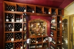 Wine cellar TRITON Restaurant Prague